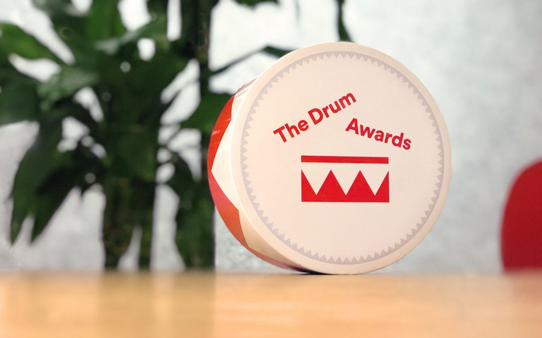 We're The Drum Startup Agency of the Year 2020