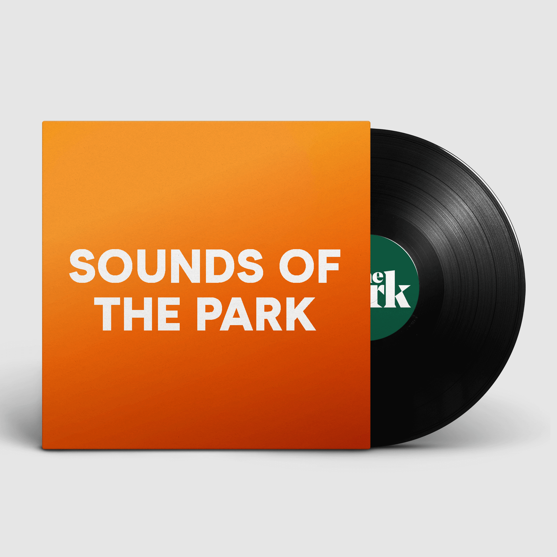 The sounds of the park on spotify
