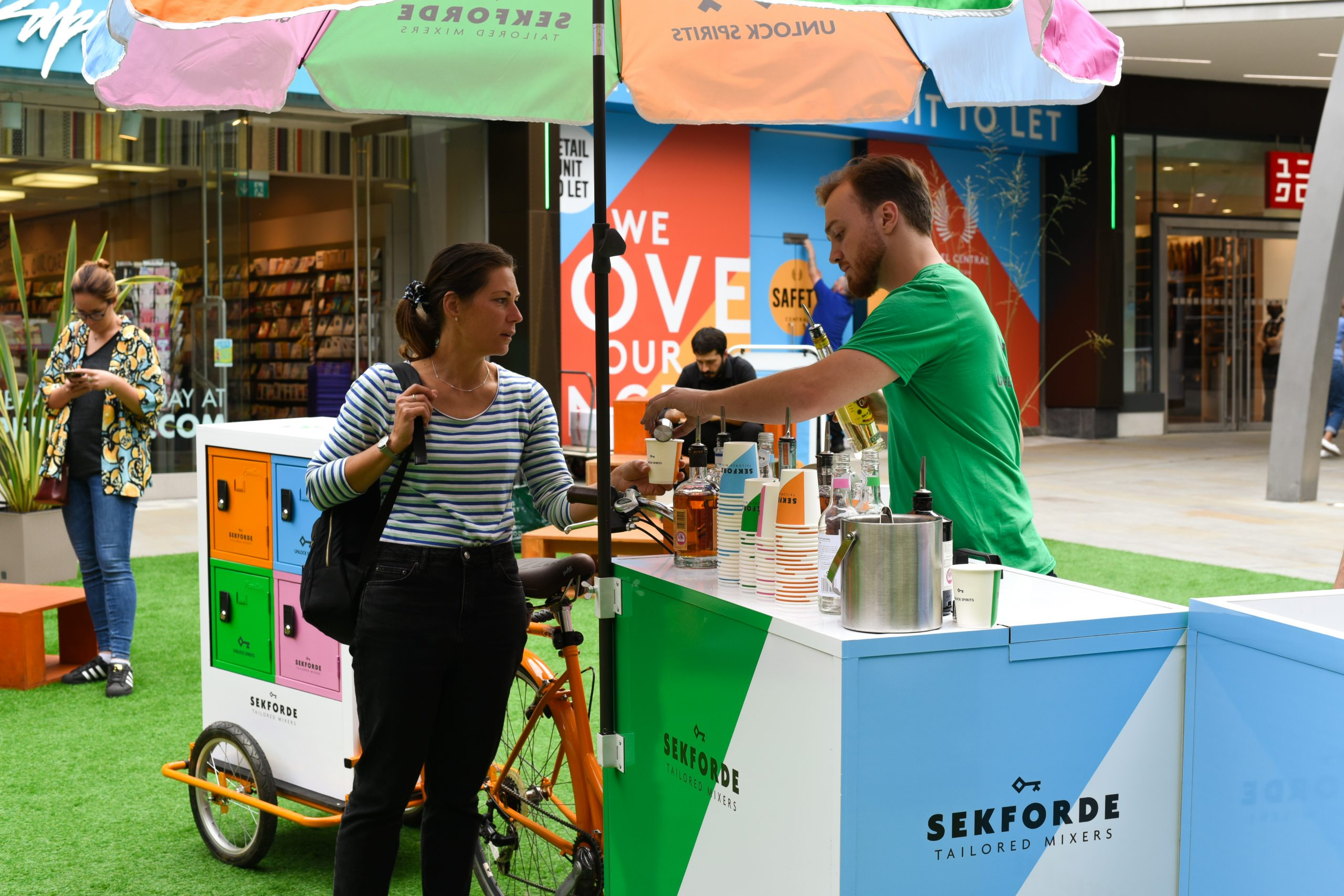Hitting The Road With Sekforde